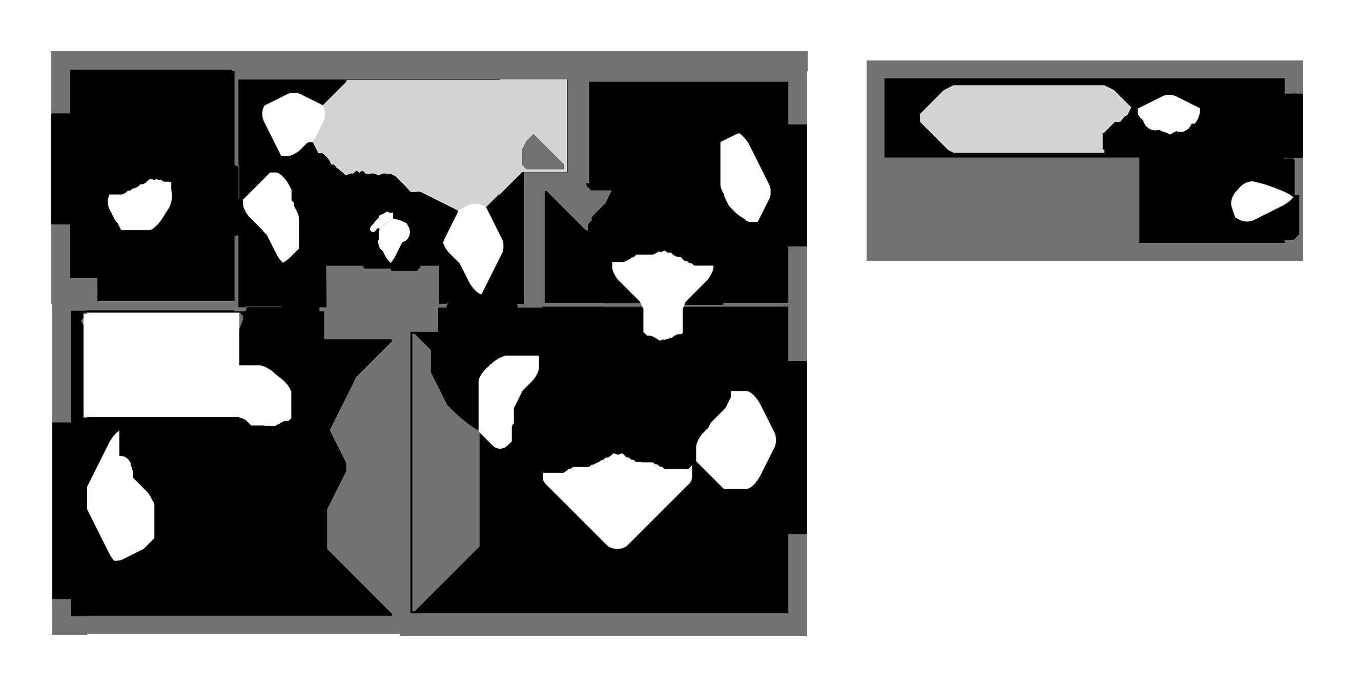 Floorplan for Glenfall, Yate.