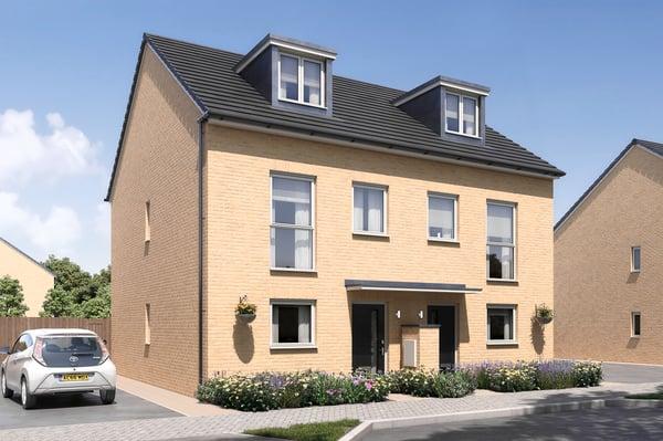 Blyton Lane, Milton Keynes, Buckinghamshire Image