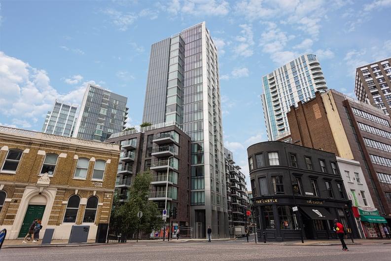 1 bedroom(s) apartment to sale in Alie Street, Whitechapel, London-image 24