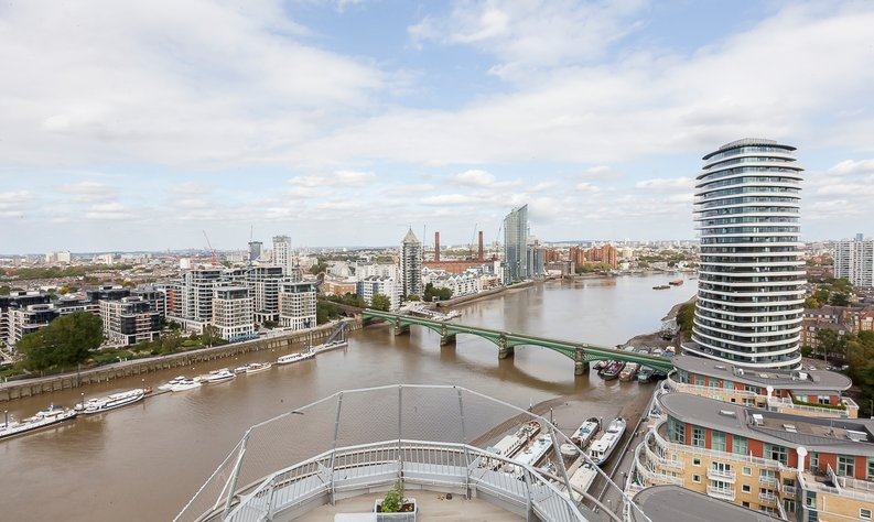 1 bedroom(s) apartment to sale in Falcon Wharf, 34 Lombard Road, Battersea-image 14