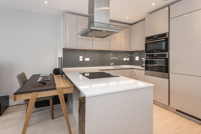 1 bedroom(s) apartment to sale in Rochester Place, Camden-image 4