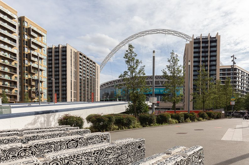 2 bedroom(s) apartment to sale in Maclaren Court, North End Road, Wembley Park, Wembley-image 17