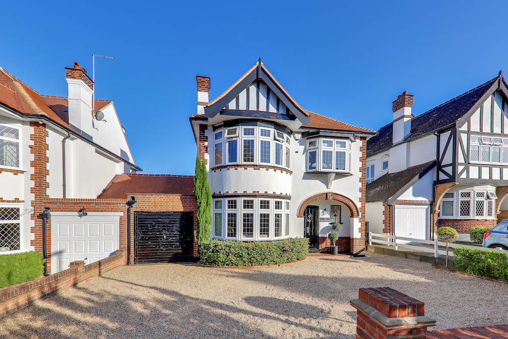 Malvern Drive, Woodford Green, Essex