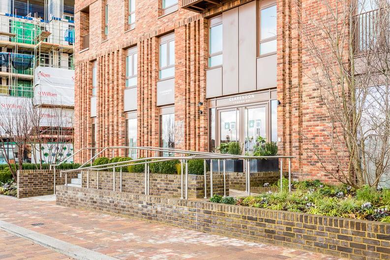 1 bedroom(s) apartment to sale in Lambert Mansions, Clarendon, Harringay-image 5