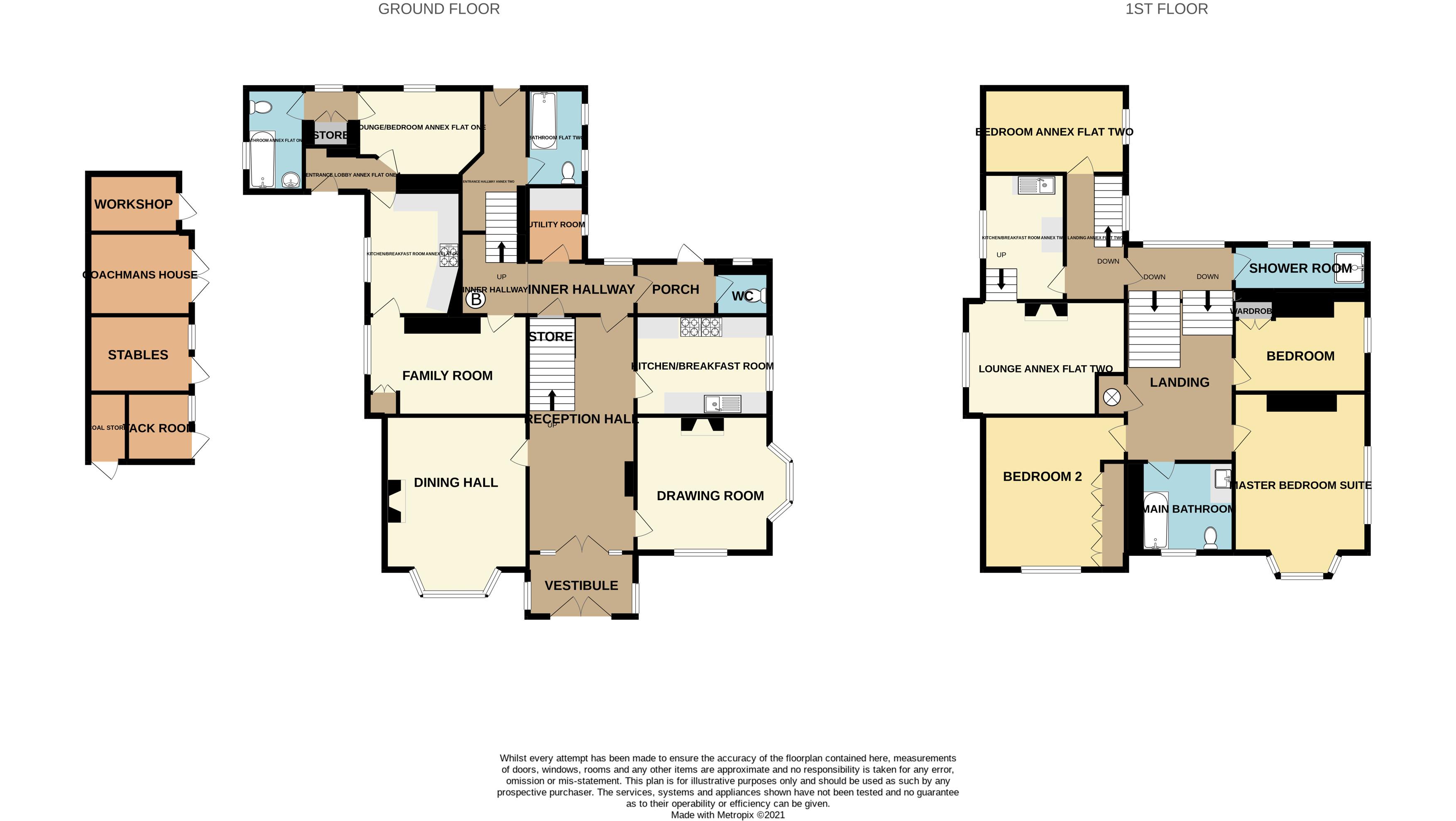 Floorplan for Westerleigh Road, Westerleigh.