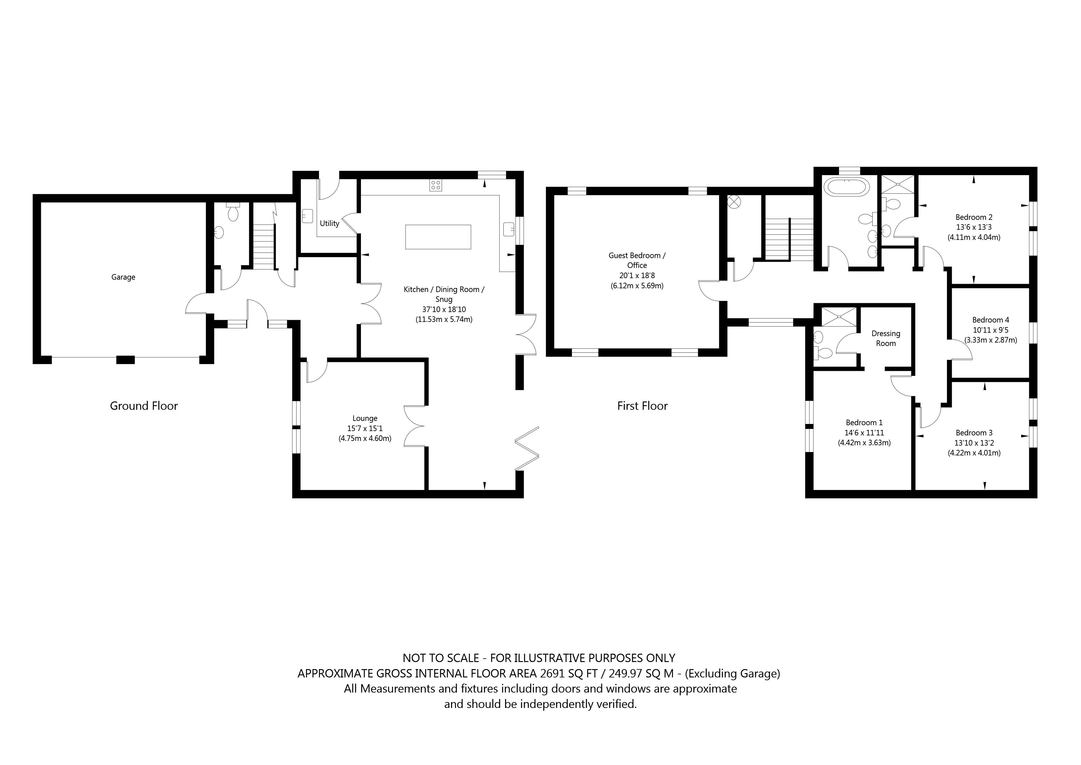 Plot 17 Warnham House (PLOT 17), Main Street, Melbourne , York  property floorplan