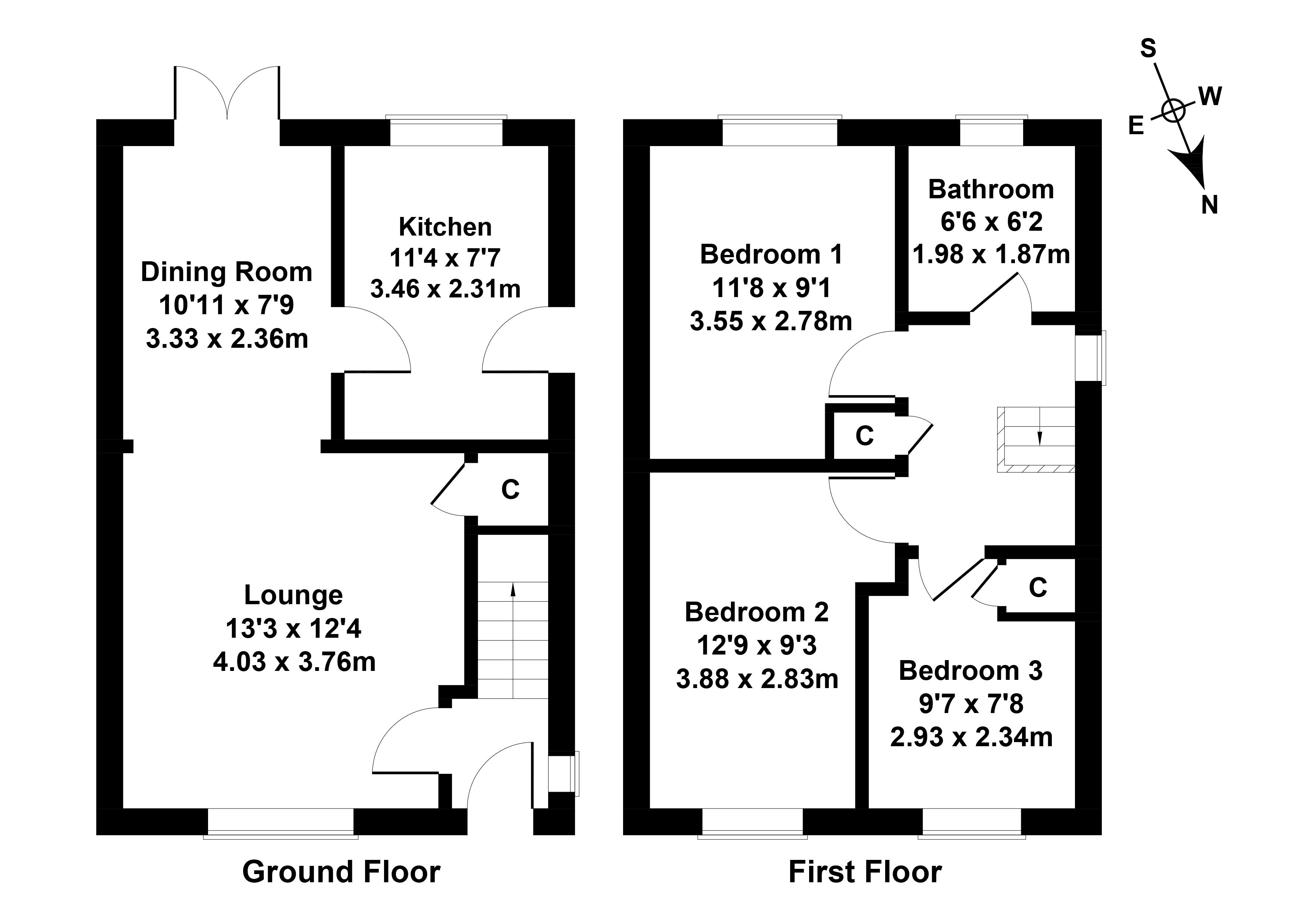 Floorplan 1 of 57 The Murrays Brae, Liberton, Edinburgh, EH17 8UF