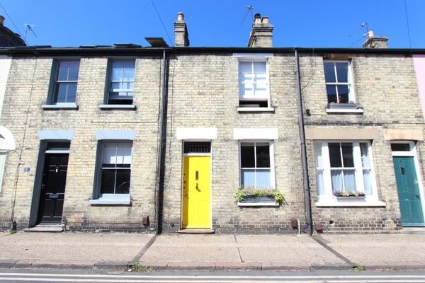 Gwydir Street, Cambridge Image
