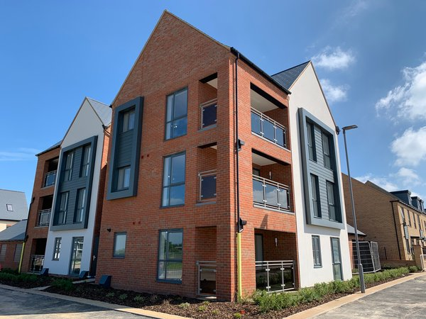 Flat 1, 11 Friesland Avenue, Milton Keynes, Buckinghamshire Image