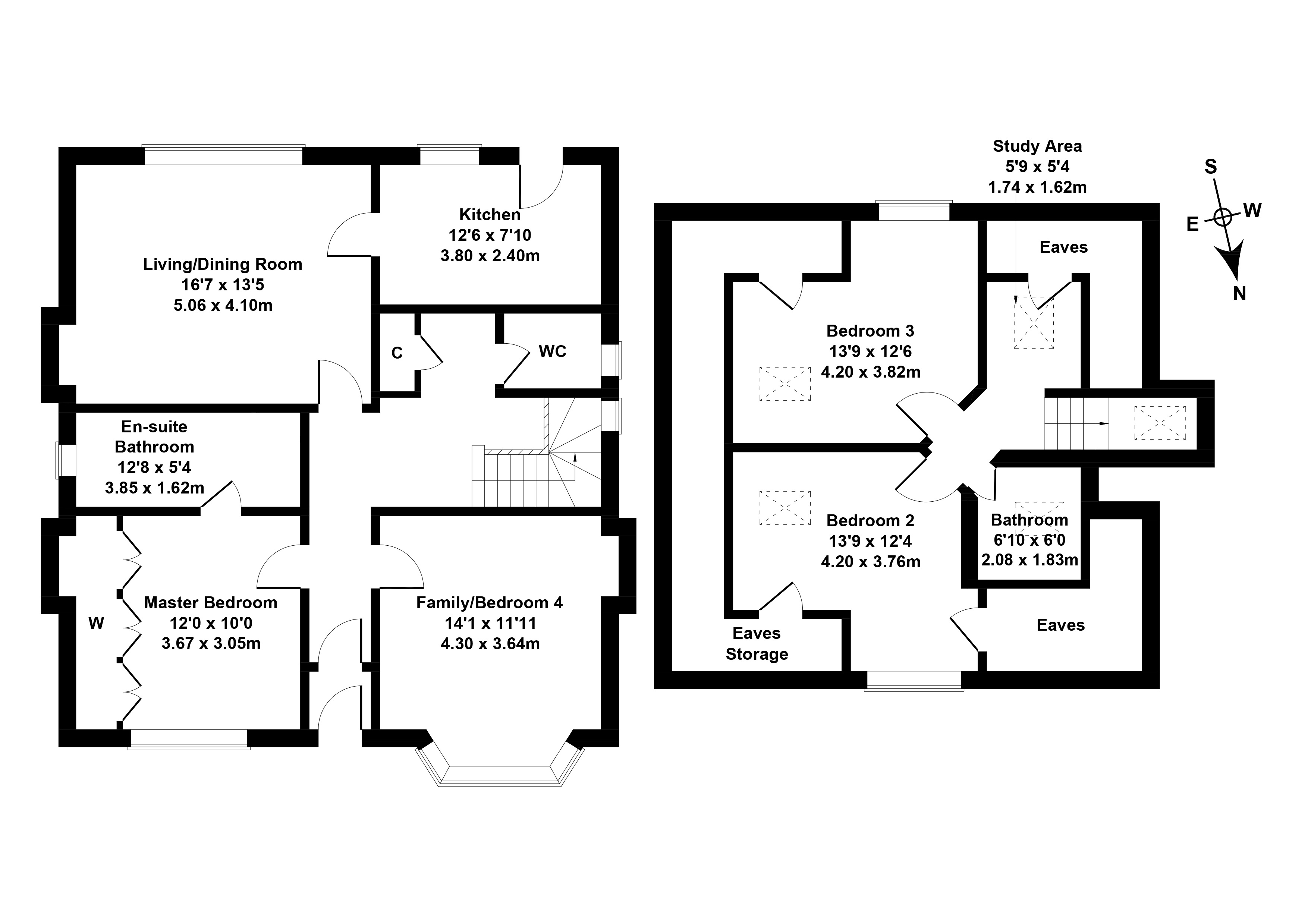 Floorplan 1 of 60 Hillview Road, Corstorphine, Edinburgh, EH12 8QQ
