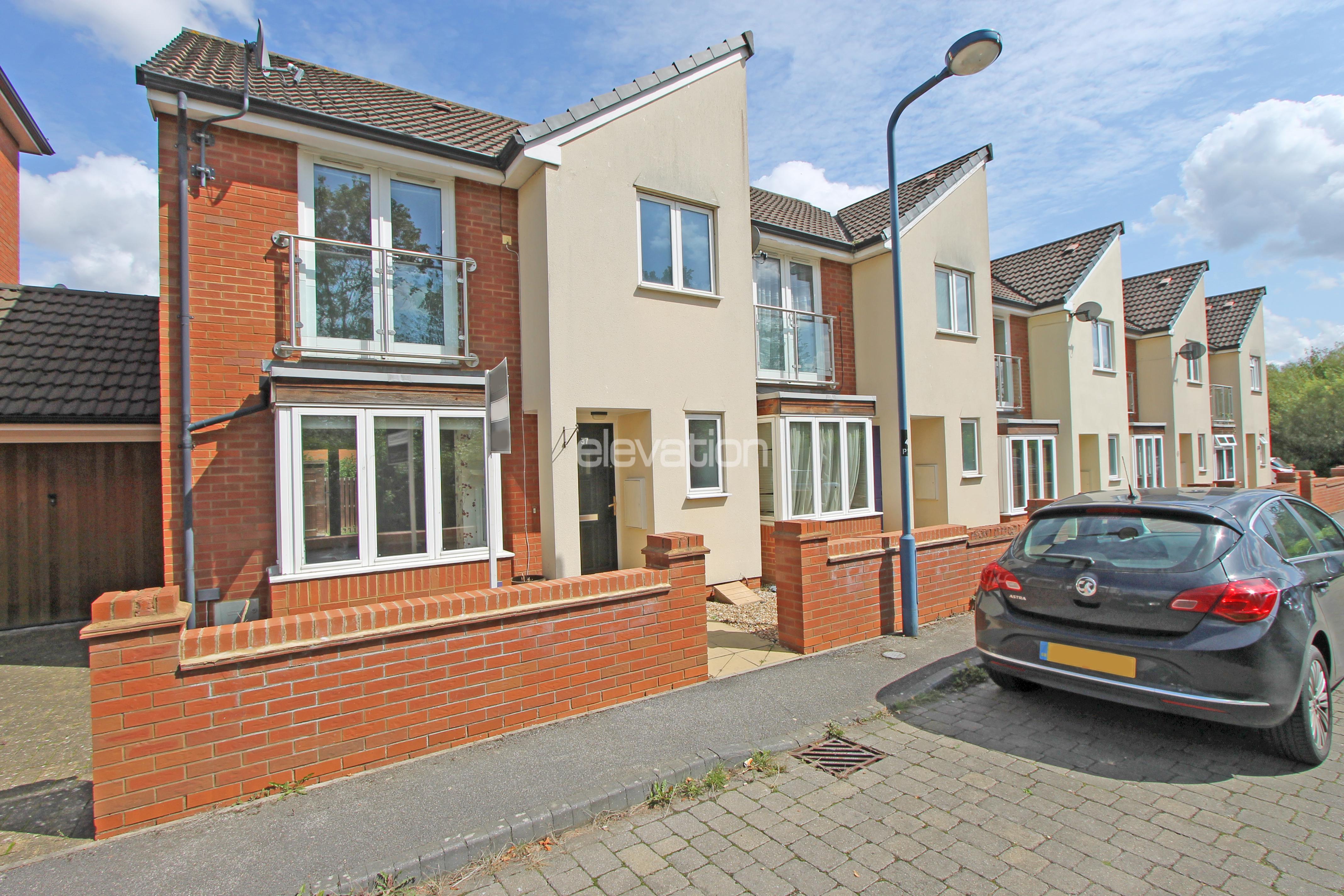 Hunsbury Chase, Milton Keynes, Buckinghamshire Image