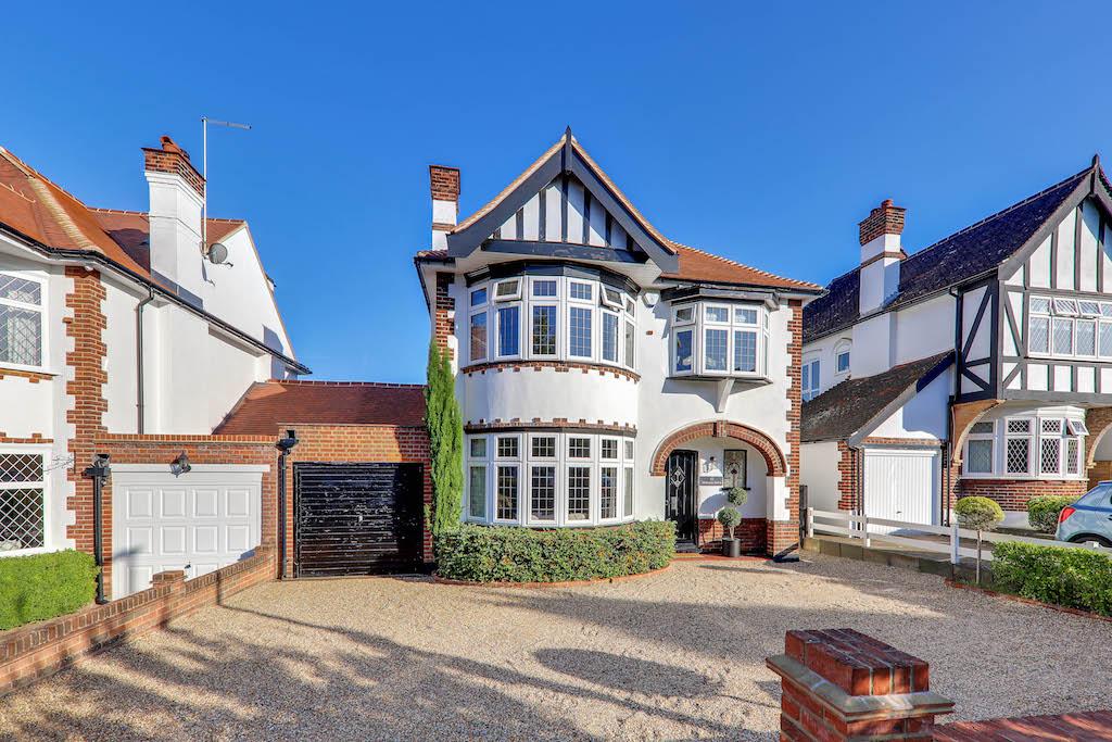 Malvern Drive, Woodford Green, Essex