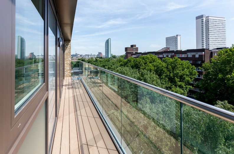 2 bedroom(s) apartment to sale in Gothenburg Court, Bailey Street, London-image 1