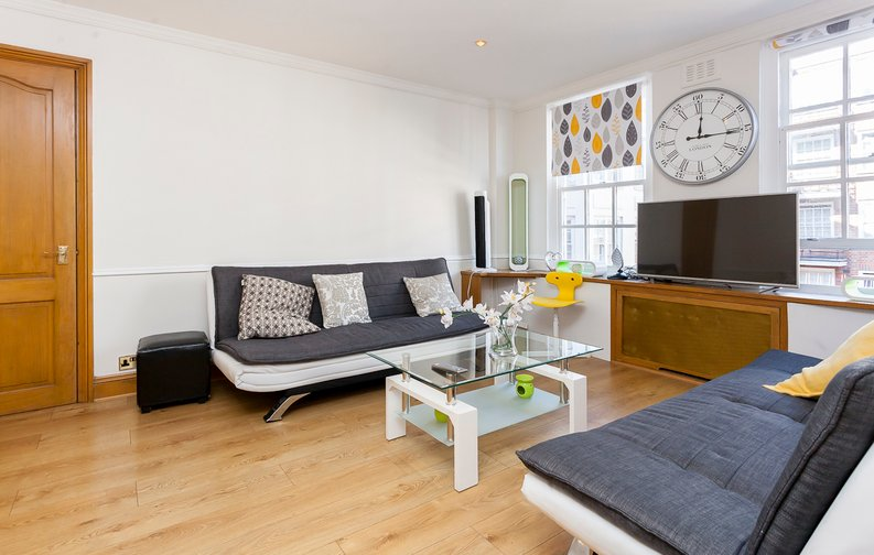 1 bedroom(s) apartment to sale in Park West, Edgware Road, London-image 1
