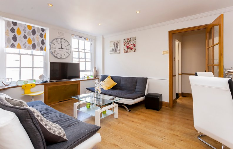 1 bedroom(s) apartment to sale in Park West, Edgware Road, London-image 5