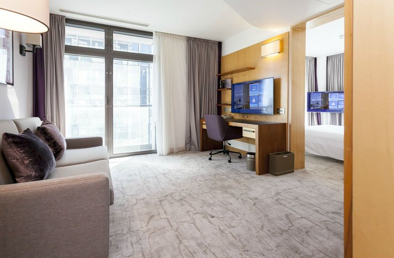 1 bedroom(s) apartment to sale in County Hall, 1 Addison Street, London-image 1