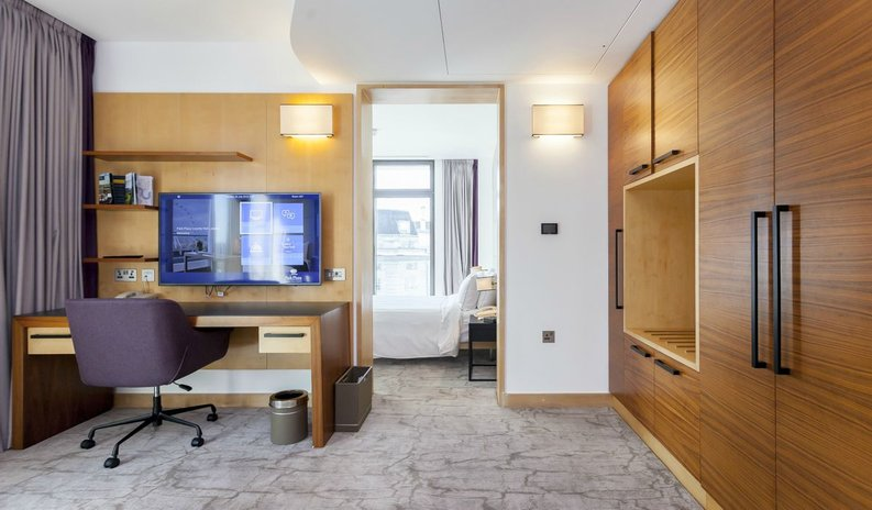 1 bedroom(s) apartment to sale in County Hall, 1 Addison Street, London-image 14
