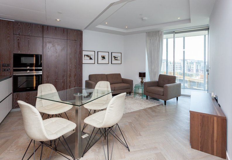 1 bedroom(s) apartment to sale in Scott House, 23 Circus Road West, London-image 1