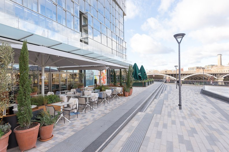 1 bedroom(s) apartment to sale in Scott House, 23 Circus Road West, London-image 5
