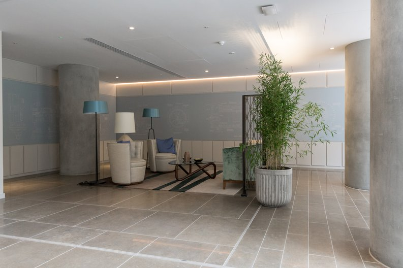 1 bedroom(s) apartment to sale in Scott House, 23 Circus Road West, London-image 6