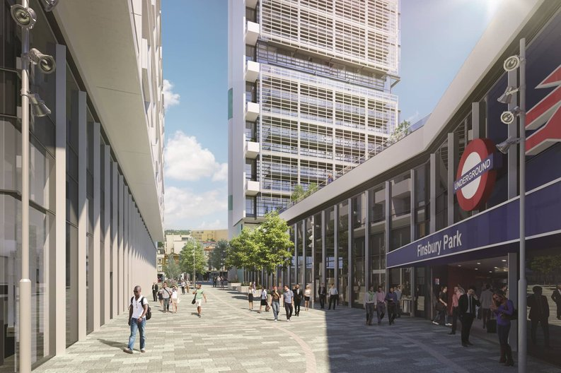 2 bedroom(s) to sale in City North, 3 City North Place, London-image 2