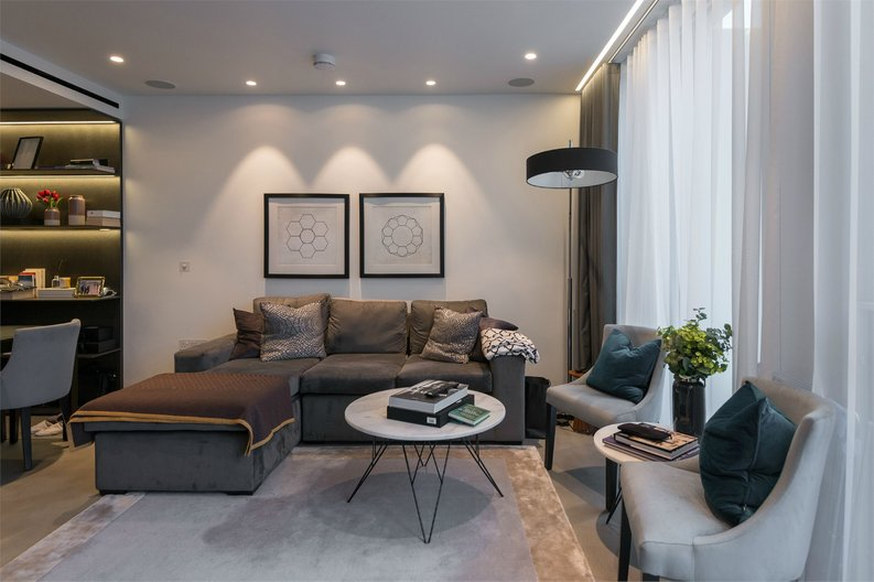 1 bedroom(s) apartment to sale in The Nova Building, 87 Buckingham Palace Road, London-image 1