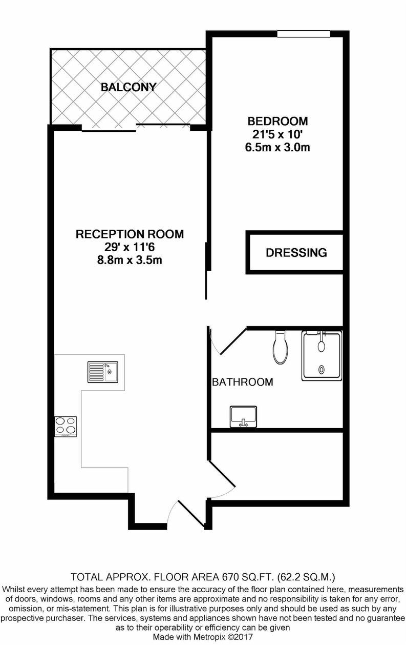 1 bedroom(s) to sale in 10 Park Drive, Canary Wharf, London-Floorplan