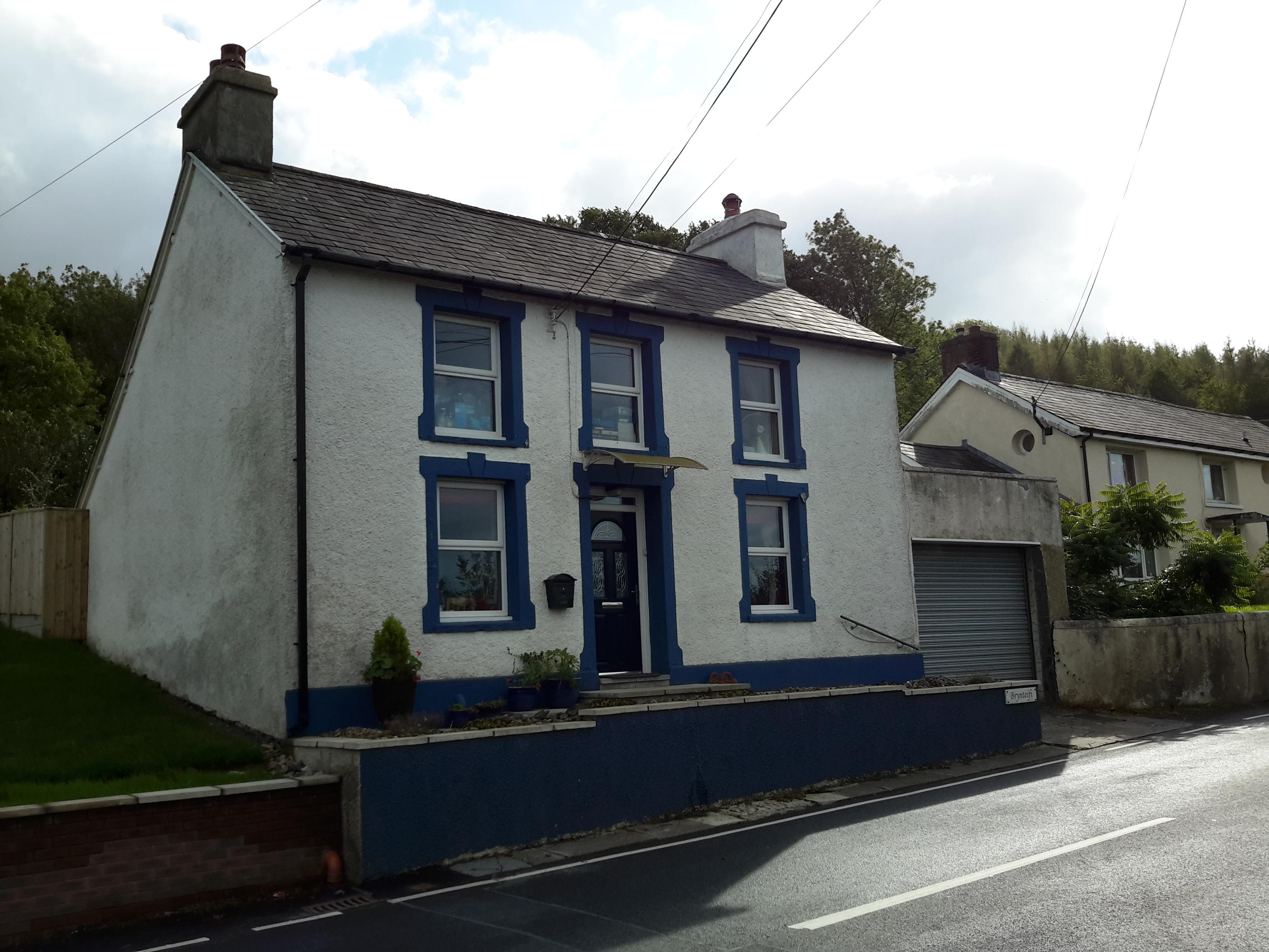 Brynteifi, Llanybydder, Carmarthenshire, SA40 9SD image