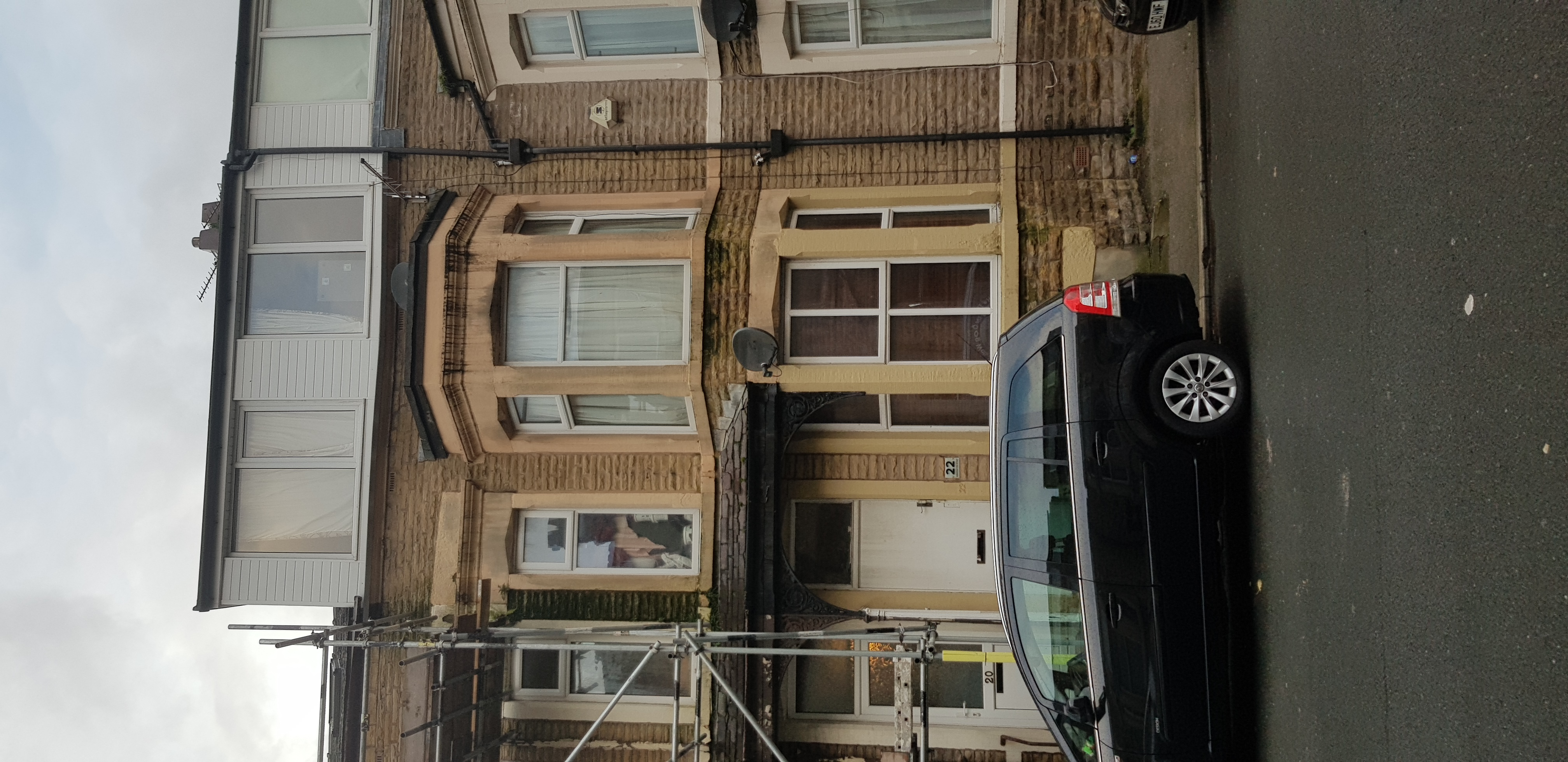 Flat 2, 22 Kensington Road, Morecambe, Lancashire, LA4 5LX image