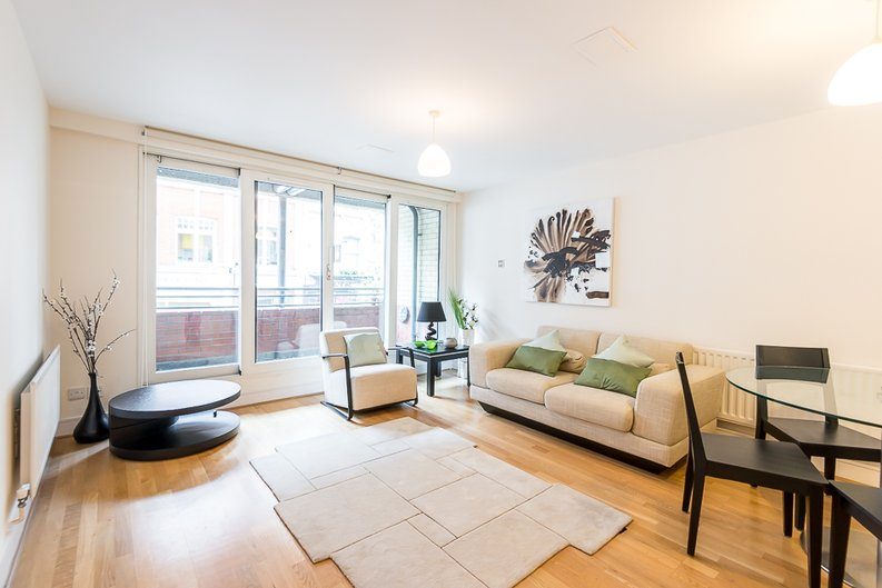1 bedroom(s) apartment to sale in West One House, 48 Wells Street, Fitzrovia , London-image 1