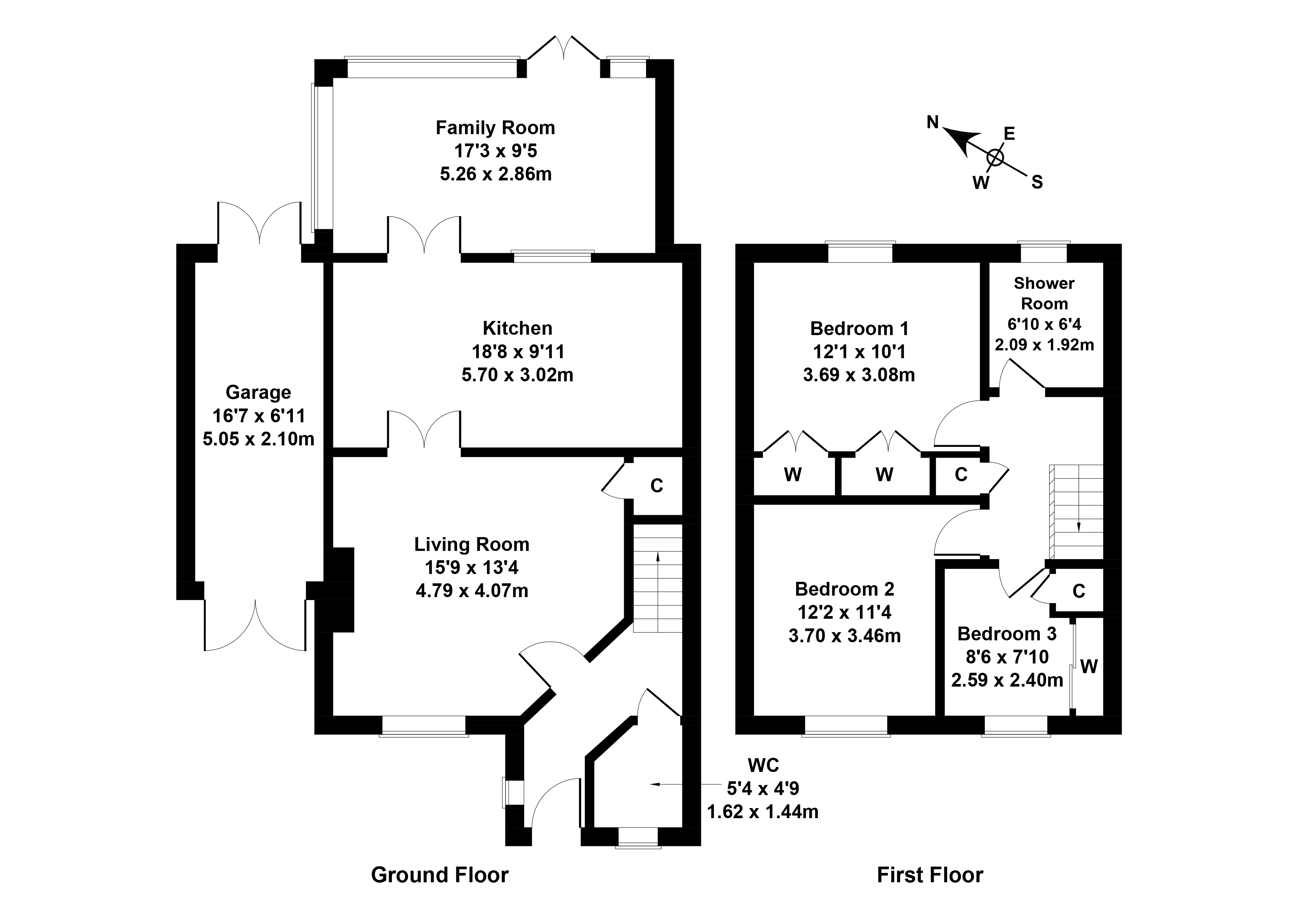 Floorplan 1 of 12 Granton Mill Place, Granton, Edinburgh, EH4 4UP