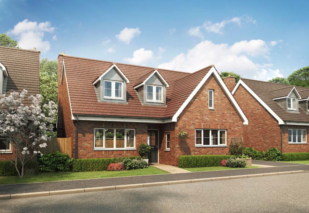 Plot 4, Joye Close, Bedford Image
