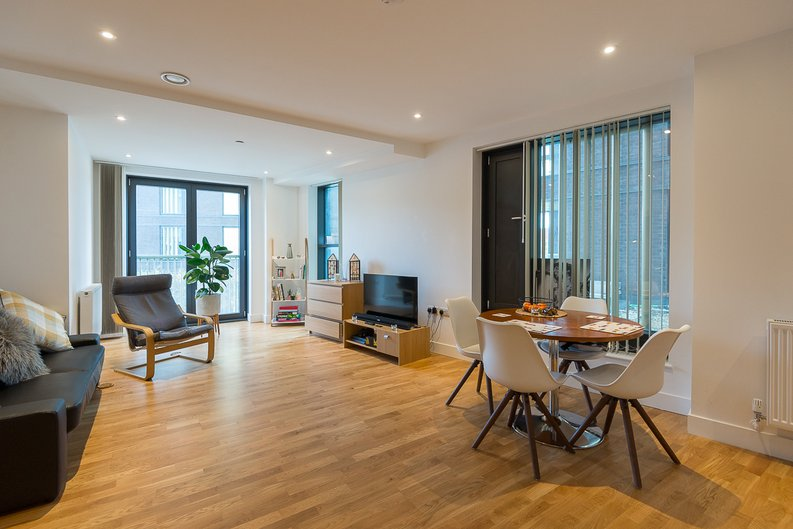 1 bedroom(s) apartment to sale in River Mill One, Station Road, London-image 1