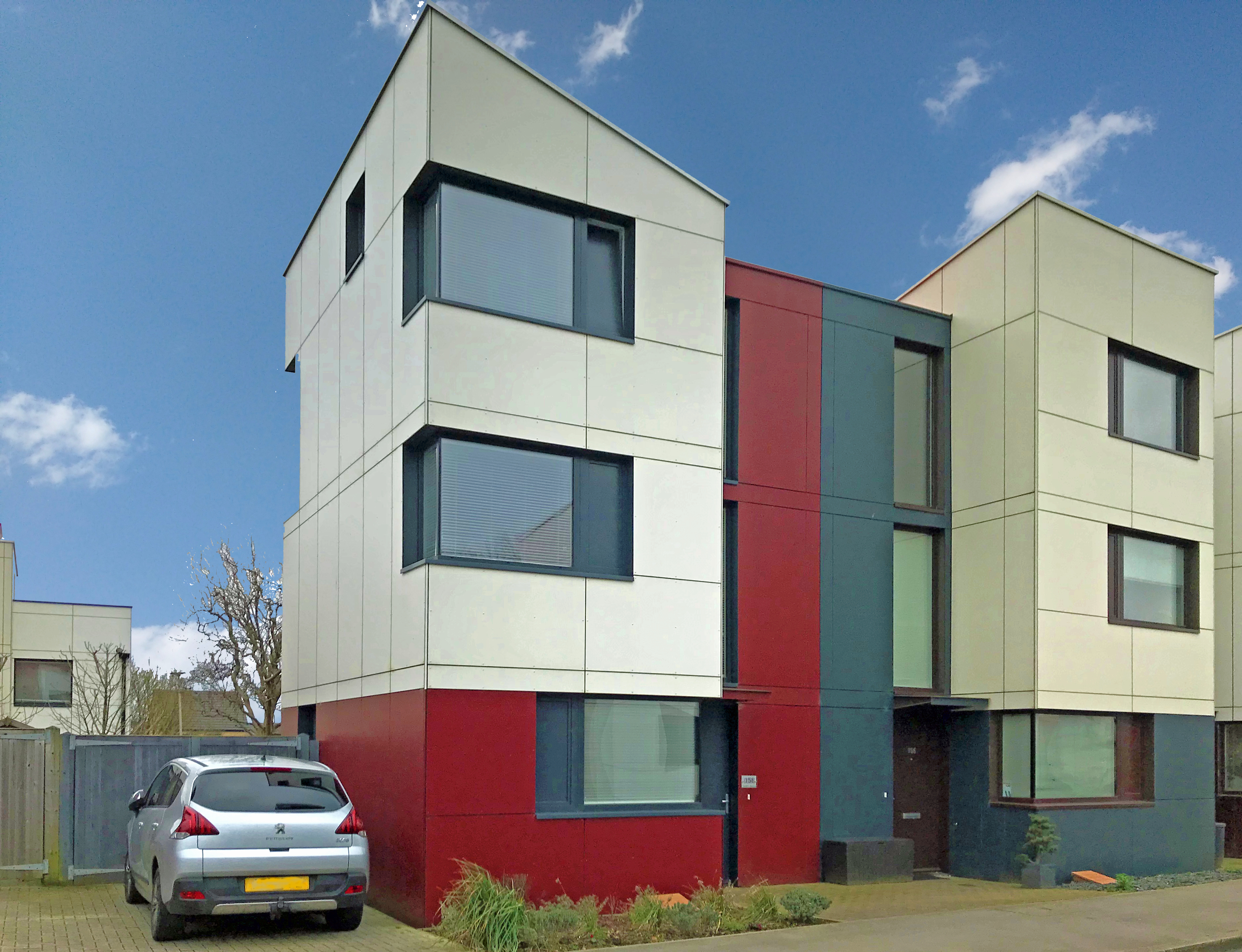 Holden Avenue, Milton Keynes, Buckinghamshire Image