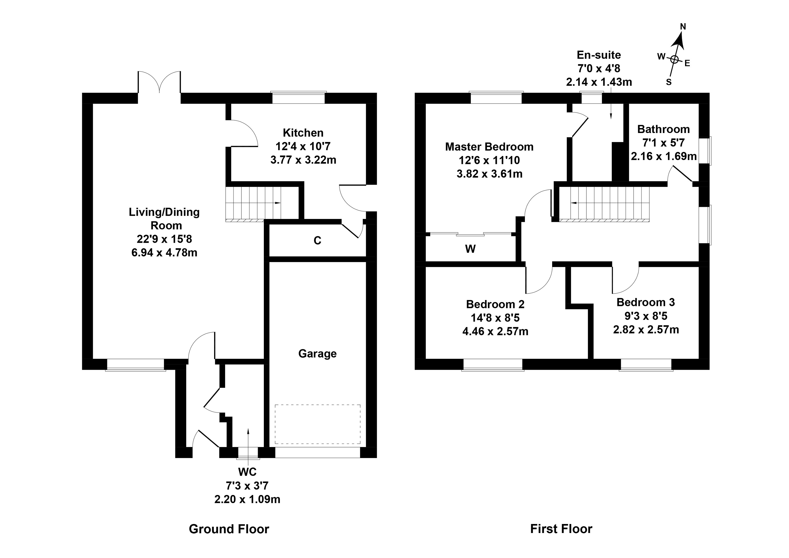 Floorplan 1 of 29 Primrose View, Armadale, Bathgate, West Lothian, EH48 2FQ