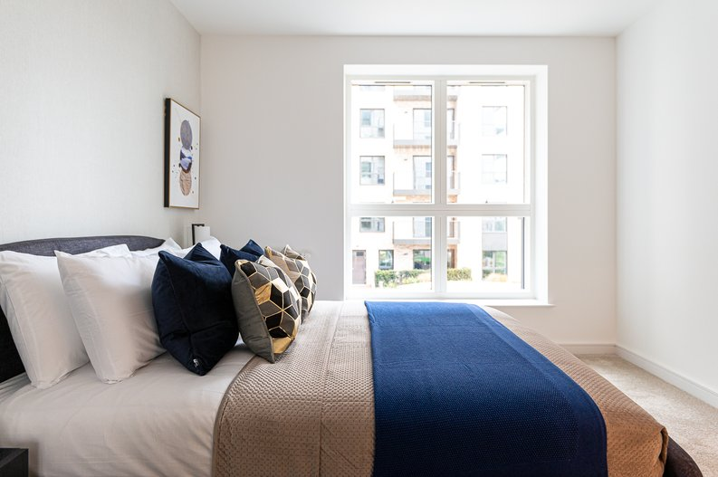 1 bedroom(s) apartment to sale in The Green Quarter, Sibley House, Southall Waterside, London-image 5