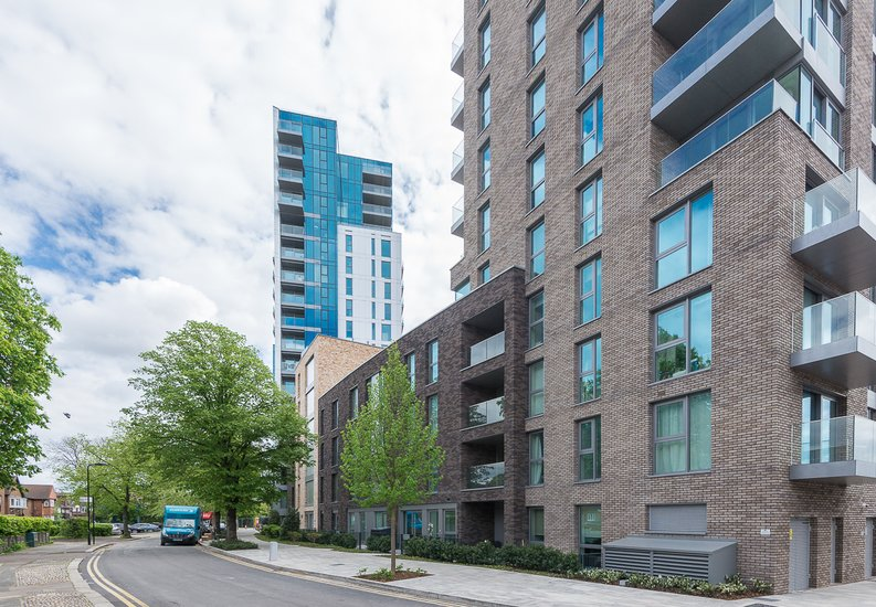 1 bedroom(s) apartment to sale in Willowbrook House, Woodberry Down, Finsbury Park-image 9
