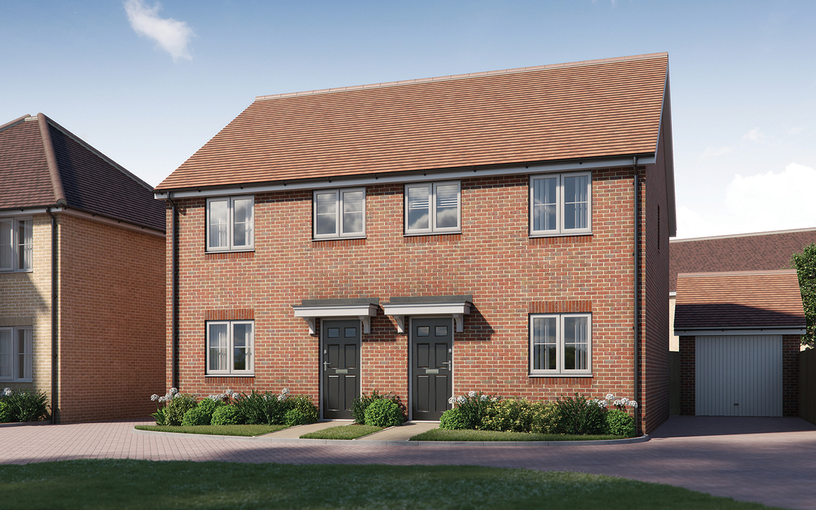 Plot 103, The Usher, Bedford Image
