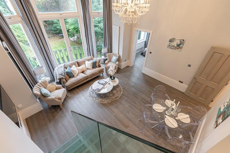 2 bedroom(s) apartment to sale in Belsize Park Gardens, Belsize Park, London-image 9