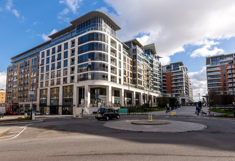 1 bedroom(s) apartment to sale in Octavia House , Townmead Road-image 1