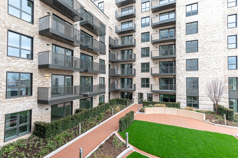 1 bedroom(s) apartment to sale in The Green Quarter, Sibley House, Southall Waterside, London-image 2