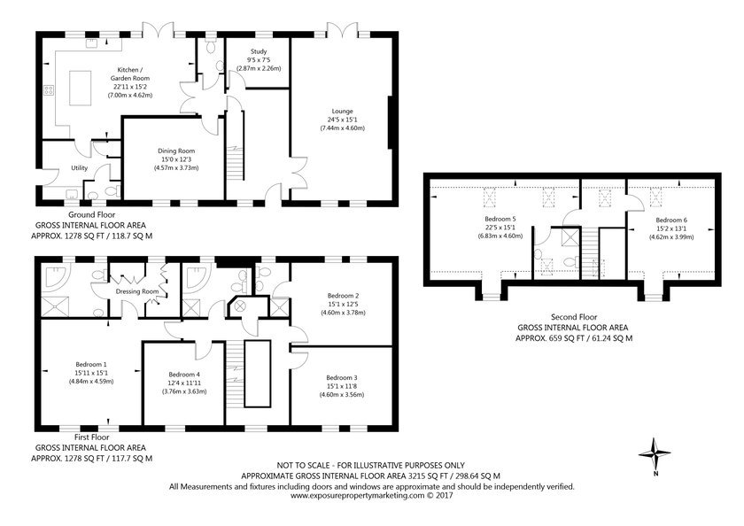 Warren Lodge Beech Grove, North Duffield, Selby property floorplan