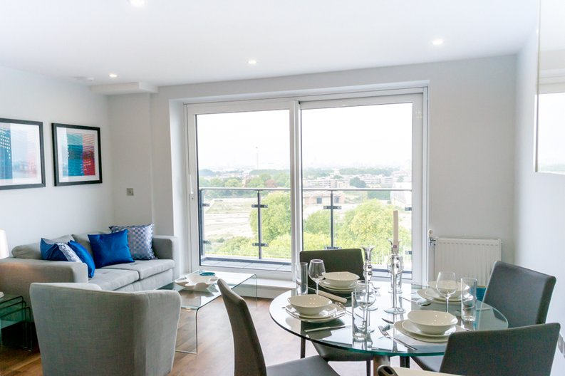 1 bedroom(s) apartment to sale in Cornmill House, 4 Wharf Street, Greenwich-image 1