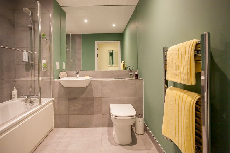 1 bedroom(s) apartment to sale in Drummond House, Victory Parade, Woolwich, London-image 4