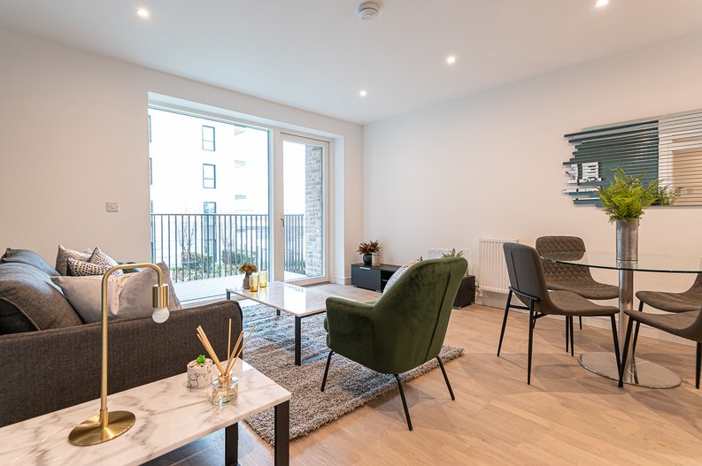 1 bedroom(s) apartment to sale in Arber House, 2 Green Leaf Walk, The Green Quarter, Southall, London-image 16
