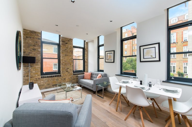 1 bedroom(s) apartment to sale in Embassy Works, 12 Lawn Lane, Vauxhall , London-image 2