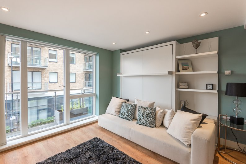 1 bedroom(s) apartment to sale in Caspian Wharf, 1 Yeo Street, Bromley-by- Bow, London-image 1