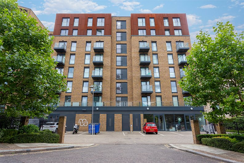 1 bedroom(s) apartment to sale in Seafarer Way, Surrey Quays, London-image 20