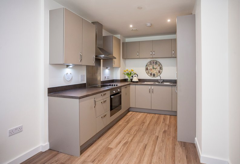 1 bedroom(s) apartment to sale in Drummond House, Victory Parade, Woolwich, London-image 2