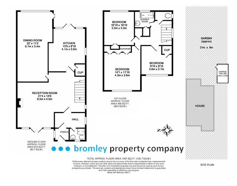 Semi-Detached House floorplan